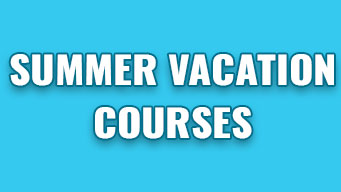 Summer-Vacation-Course